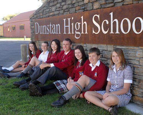 Dunstan High School 1