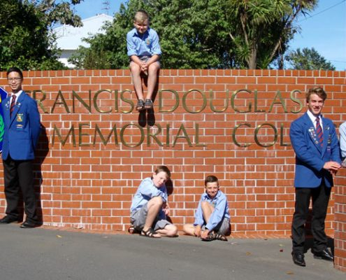 Francis Douglas Memorial College 2