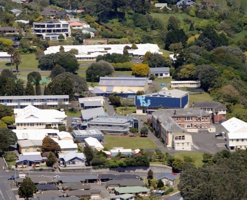 New Plymouth Girls High School 1