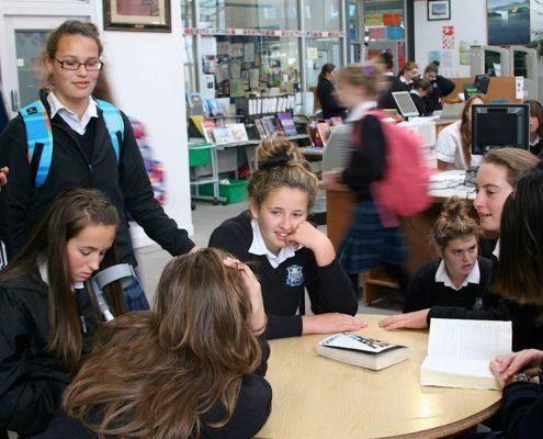 New Plymouth Girls High School 3