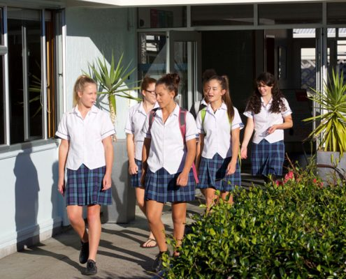 New Plymouth Girls High School 6