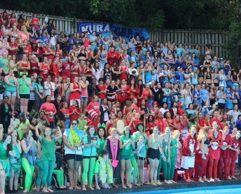 New Plymouth Girls High School 8