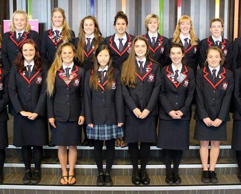 New Plymouth Girls High School 9