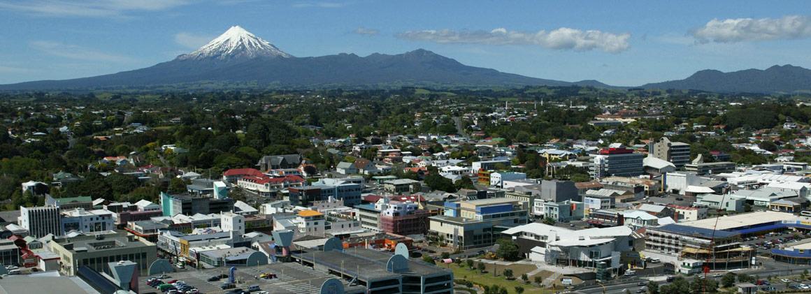 New Plymouth/Taranaki