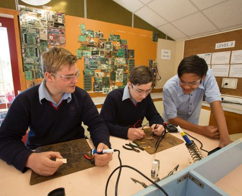Rangitoto College 4
