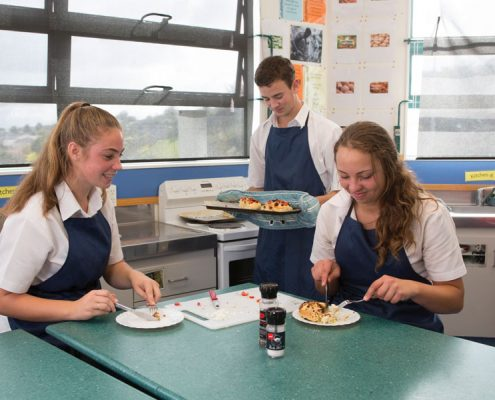 Rangitoto College 6