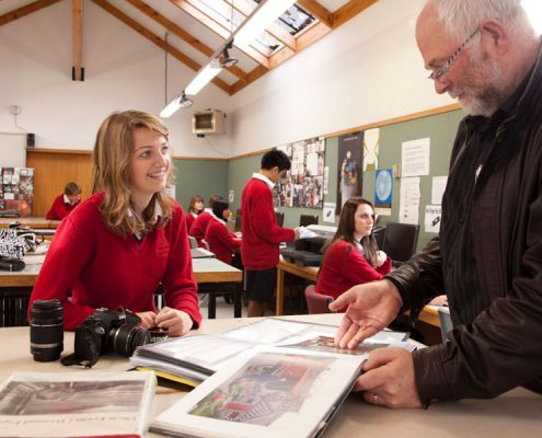 Rangitoto College 7