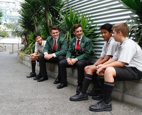 Westlake Boys High School 3