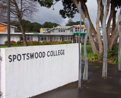 Spotswood College 10
