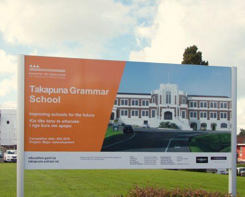 Takapuna Grammar School 11