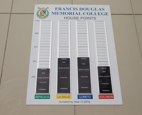 Francis Douglas Memorial College 9