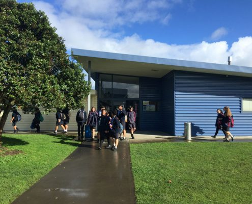 Waitakere College 2