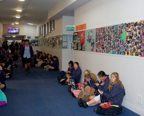 Rangitoto College 27-1