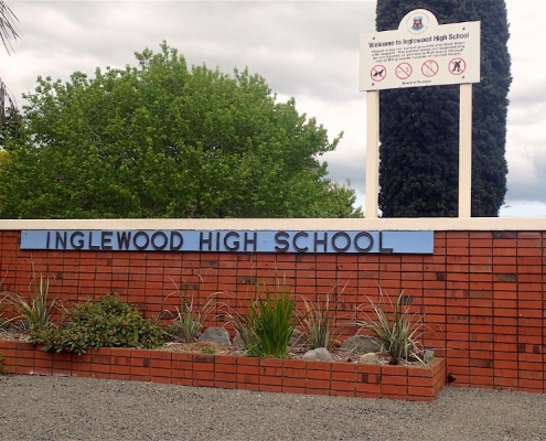 Inglewood High School Okt 2018 1