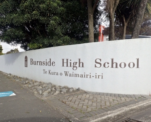 Burnside High School Okt 2018 1