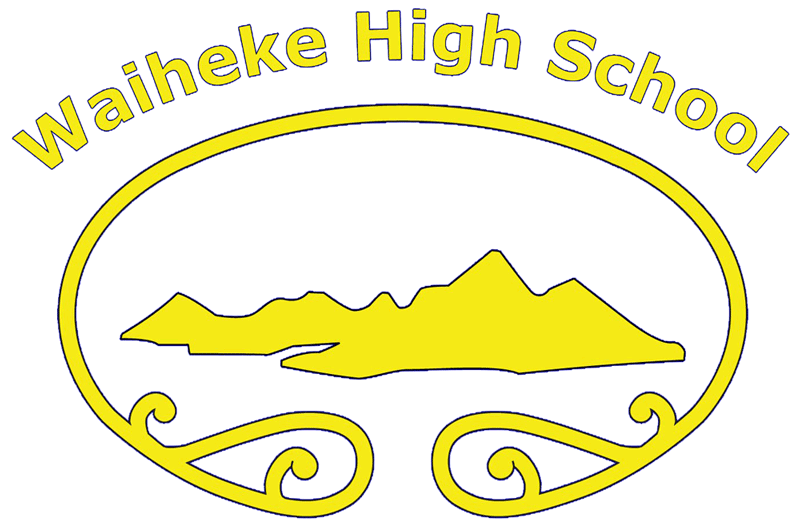 Waiheke High School Logo