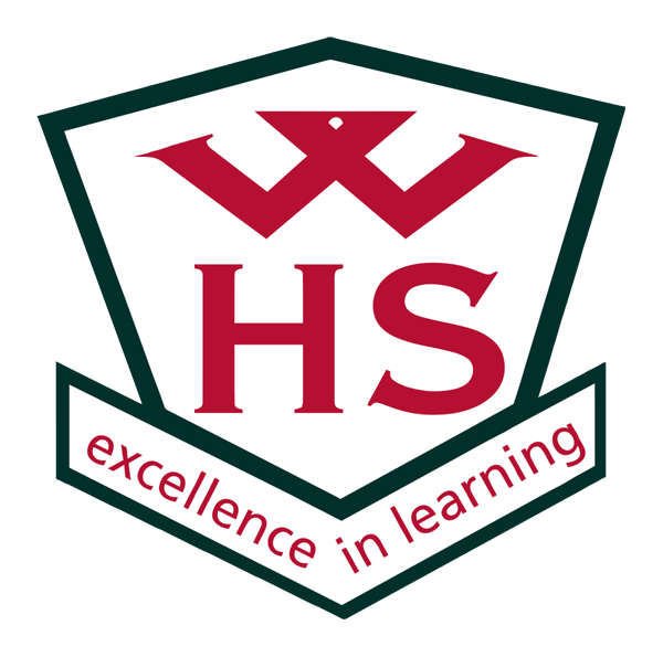 Wellington High School Logo