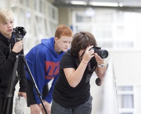 Western Springs College 3: Media