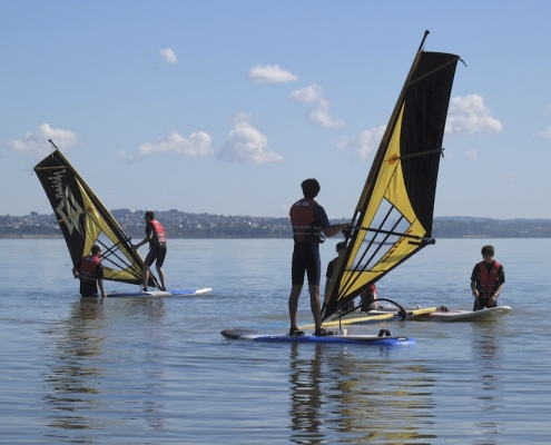 Western Springs College 24: Windsurfing
