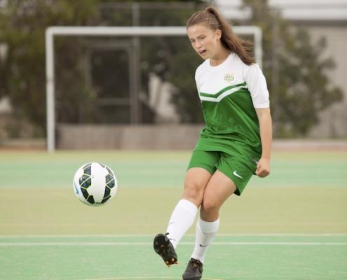 Western Springs College 28: Soccer