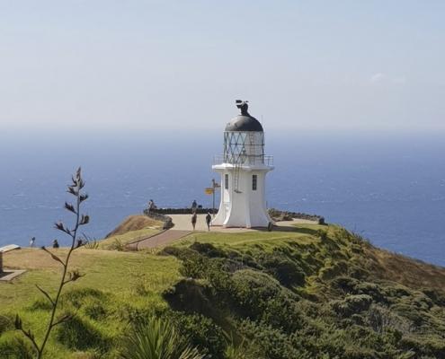 Leuchtturm auf Cape Reinga