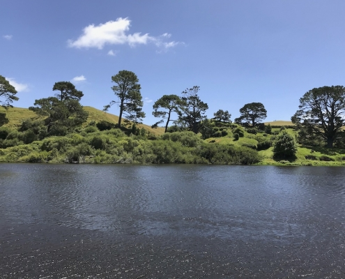 "Impressionen aus Hobbiton (""Lord of the Rings"")"