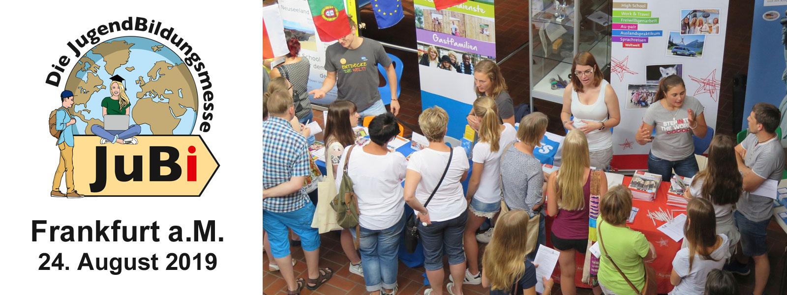 Jugendbildungsmesse Frankfurt