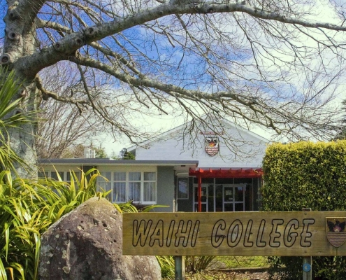 Waihi College 4