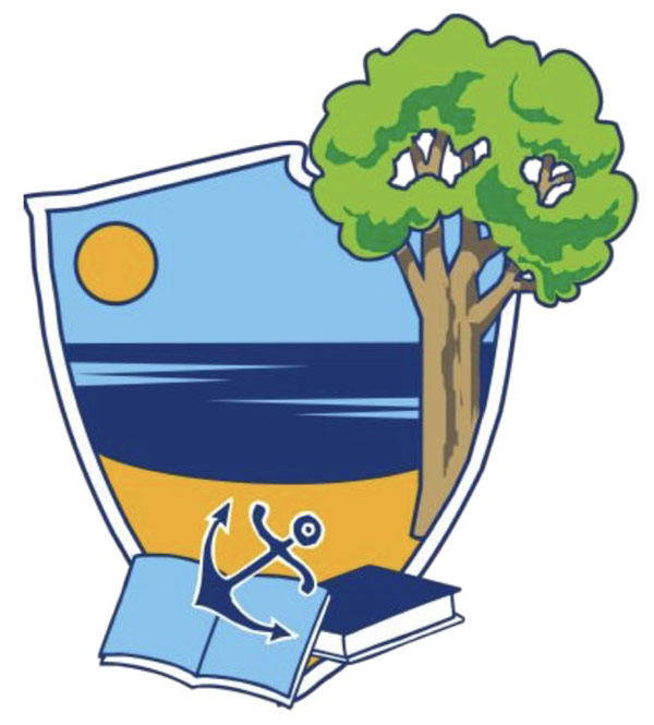 Mercury Bay Area School Logo