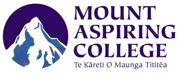 Mount Aspiring College Logo