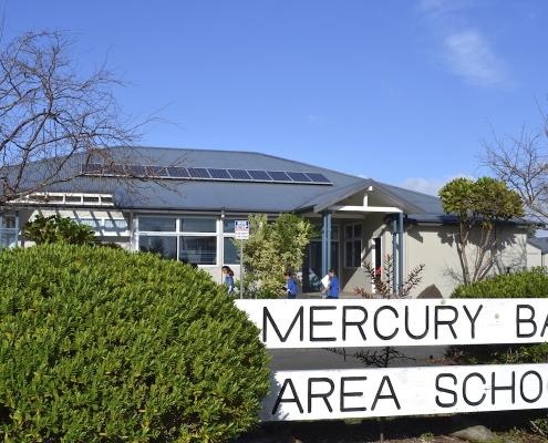 Mercury Bay Area School 1